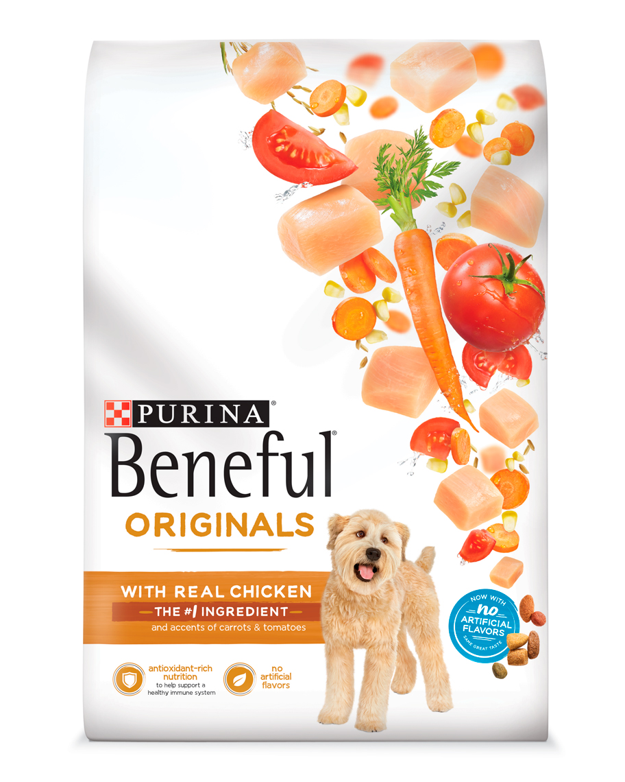 Purina Beneful packaging